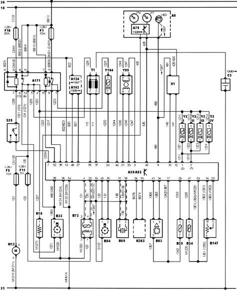 citroen saxo vts wiring diagram