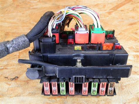 citroen xsara 1 4 fuse box layout