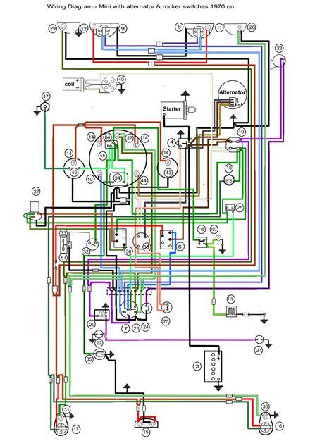 Classic Mini Wiring Diagram Epubpdf