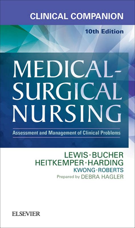 Clinical Companion To MedicalSurgical Nursing