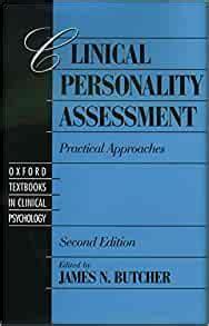 Clinical Personality Assessment Practical Approaches 2nd Edition Oxford Textbooks In Clinical Psychology