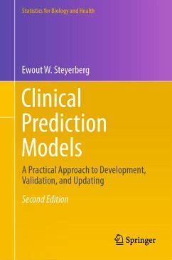 Groovy Clinical Prediction Models Steyerberg Ewout W Epub Pdf Wiring Digital Resources Funiwoestevosnl