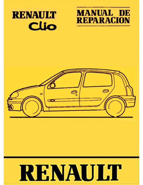Wondrous Clio Ii Manual Epub Pdf Wiring Digital Resources Remcakbiperorg