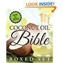 Wondrous Coconut Oil Bible Boxed Set Benefits Remedies And Tips For Beauty Wiring 101 Photwellnesstrialsorg