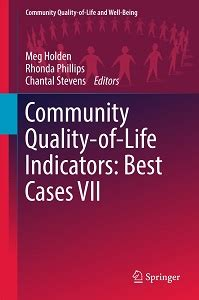 Community Qualityoflife Indicators Best Cases Vii Community Qualityoflife And Wellbeing