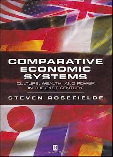 Comparative Economic Systems Rosefielde Steven (ePUB/PDF)