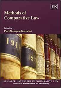 Comparative Law And Society Research Handbooks In Comparative Law Series Elgar Original Reference