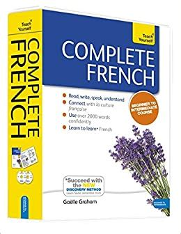 Complete French With Two Audio CDs A Teach Yourself Program