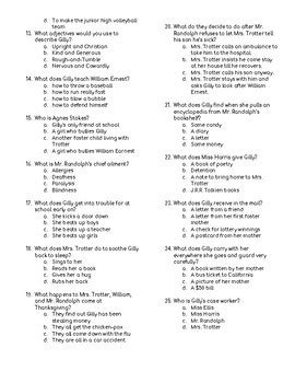 Fantastic Comprehension Question The Great Gilly Hopkins Epub Pdf Wiring 101 Cranwise Assnl