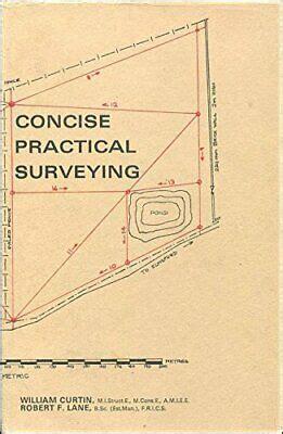 Concise Practical Surveying General Techniques | Pdf/ePub Library