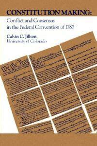 Constitution Making Jillson Calvin (ePUB/PDF) Free