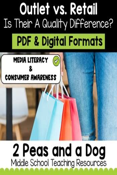 Consumer Awareness Lesson Plans (ePUB/PDF)