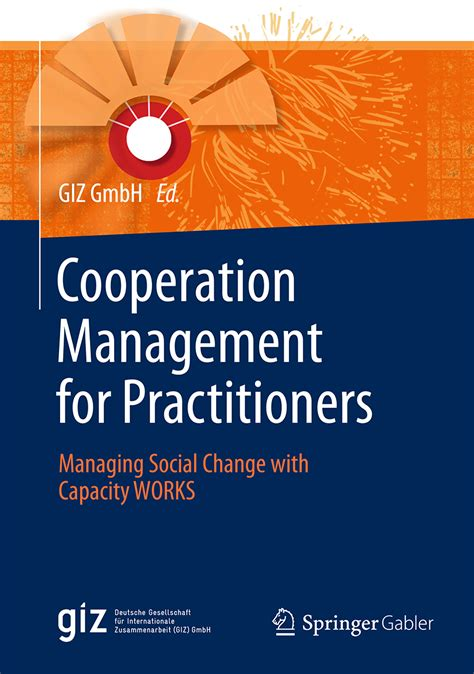 Cooperation Management For Practitioners Managing Social Change ...