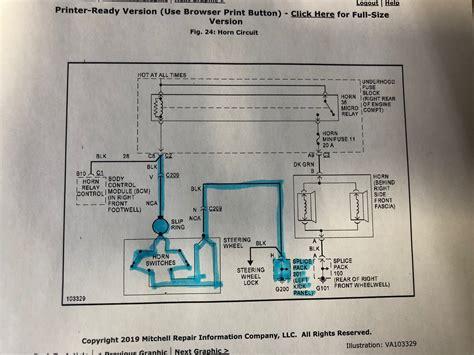 corvette pcm wiring schematic
