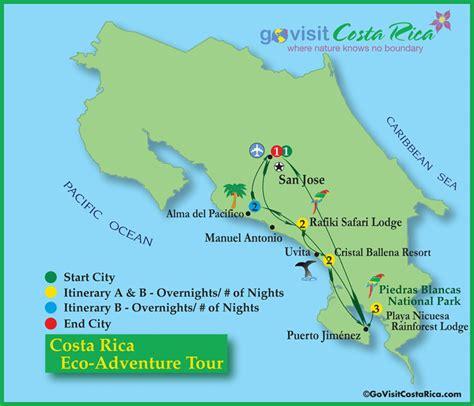 Costa Rica Adventure Map - riurojbbot.justahero.io