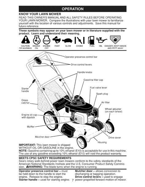 Craftsman Gcv160 Manual (ePUB/PDF)