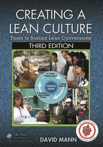 Creating A Lean Culture Tools To Sustain Lean Conversions Third Edition