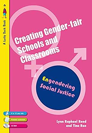 Download Creating Gender Fair Schools Classrooms And Colleges Rae