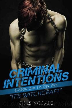 Criminal Intentions Season One Episode Five Its Witchcraft