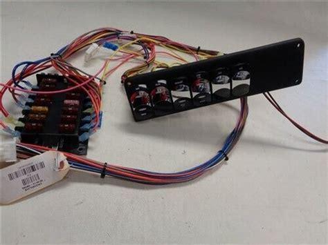 crownline fuse box