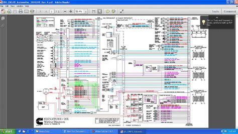 Cummins Isx Ecm Wiring Diagram (ePUB/PDF) Free