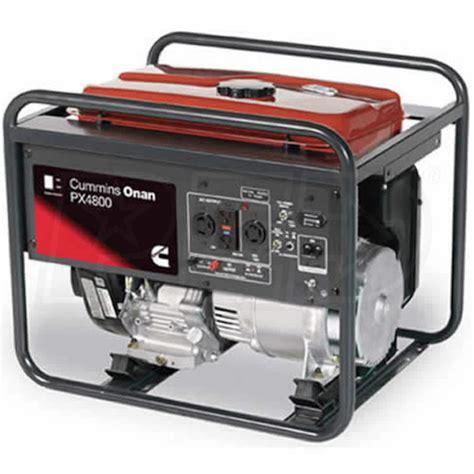 cummins onan egmbl px4800 egmbl px4800e egmbm px6100 egmbm px6100e 60 hz  commercial portable generator set service repair manual instant