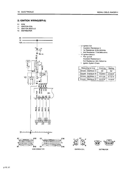 Daewoo Leganza Ignition Wiring Diagram Free Picture (ePUB ... on