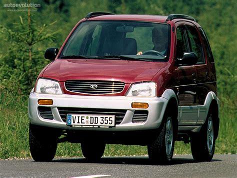 daihatsu terios 1997 1998 1999 2000 2001 2002 2003 2004 2005 service repair  workshop manual