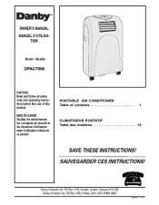 Danby Dpac7008 Manual (ePUB/PDF)