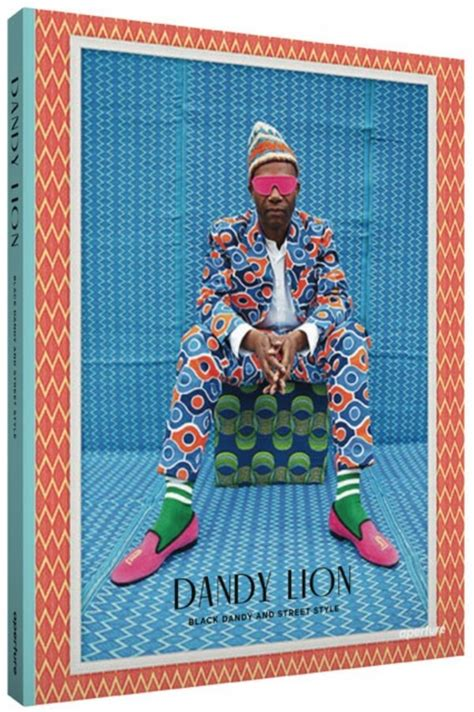 Dandy Lion The Black Dandy And Street Style
