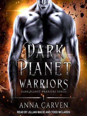 Dark Planet Warriors Book 1 By Anna Carven - Dark Planet