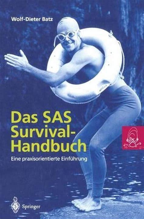 Das Sas Survival Handbuch Eine Praxisorientierte Einfuhrung (ePUB/PDF)