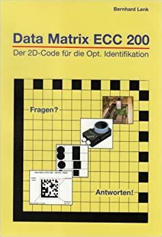 Data Matrix Ecc 200 Der 2d Code Fur Die Optische Identifikation