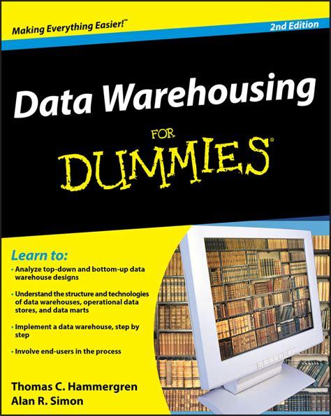 Data Warehousing For Dummies (ePUB/PDF)