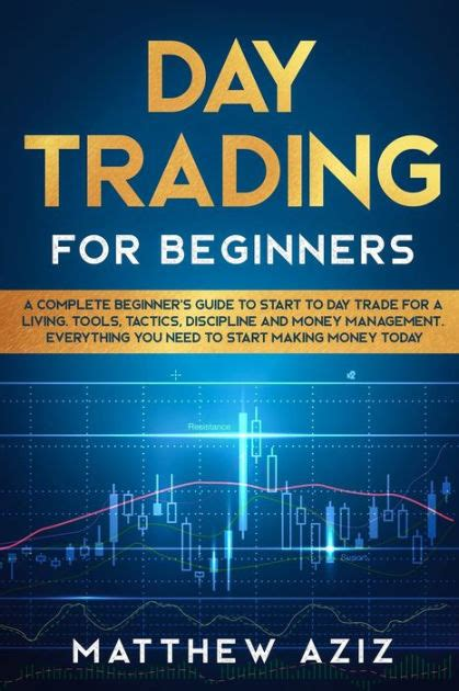 Day Trading A Complete Beginners Guide