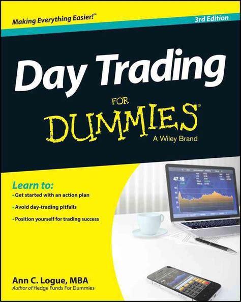 Day Trading For Dummies Logue Ann C (ePUB/PDF)