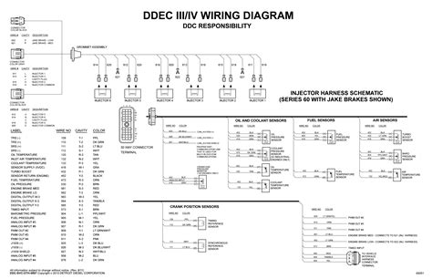 Ddec Iii Wiring Diagram (Free ePUB/PDF) Ddec Iii Ecm Wiring Diagram on