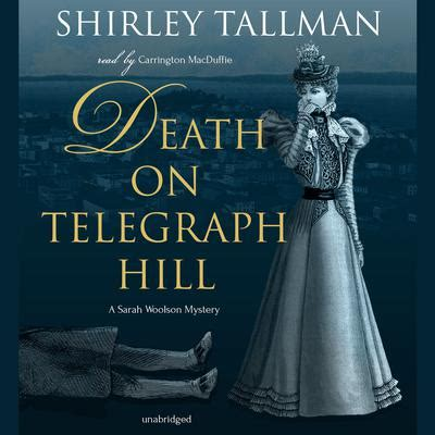 Death On Telegraph Hill Tallman Shirley