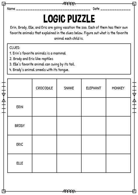 Deductive Reasoning Activities For Children - panel.ab.nipsmirza.ac.in