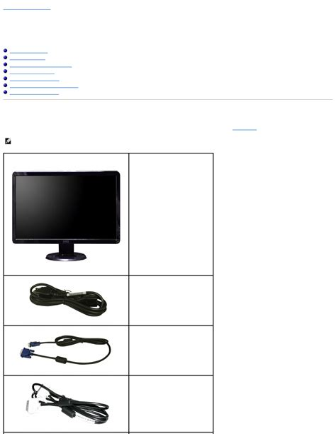 Dell S2409w Manual (ePUB/PDF)