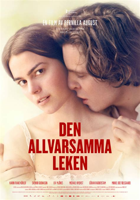 Den Allvarsamma Leken Swedish Edition