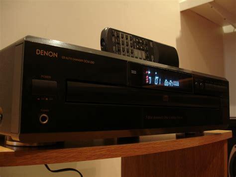 Denon Dcm 380 280 Stereo Cd Player Service Manual (ePUB/PDF)