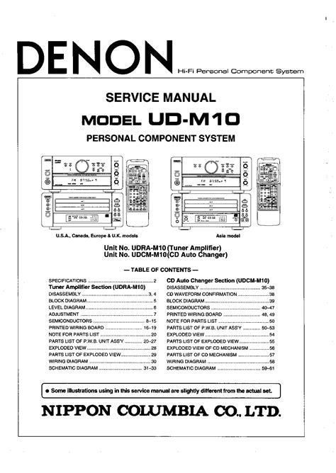 Denon Ud M10 Service Manual ((PDF & ePub)) on engine schematics, amplifier schematics, transformer schematics, ecu schematics, ductwork schematics, circuit schematics, motor schematics, design schematics, engineering schematics, ford diagrams schematics, plumbing schematics, computer schematics, tube amp schematics, electronics schematics, piping schematics, ignition schematics, generator schematics, transmission schematics, electrical schematics, wire schematics,