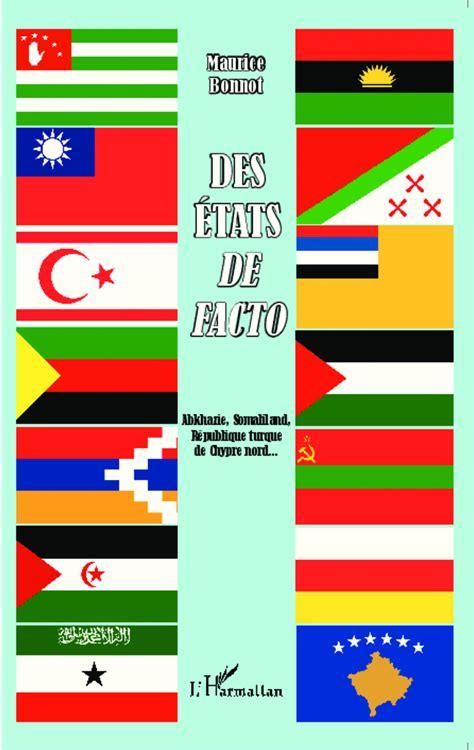 Des Etats Em De Facto Em Abkhazie Somaliland Republique