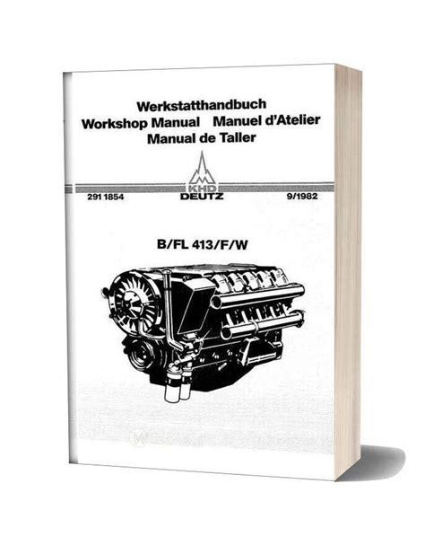 Fabulous Deutz Engine Manuals Epub Pdf Wiring Database Cominyuccorg
