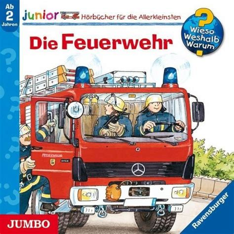 Die Feuerwehr Wieso Weshalb Warum Junior Band 2 (ePUB/PDF)