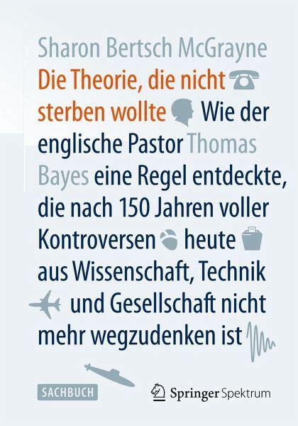 Die Theorie Die Nicht Sterben Wollte Mcgrayne Sharon Bertsch ...