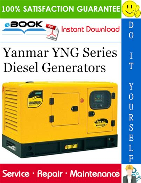 Diesel Generator Service Manual (ePUB/PDF) Free