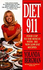 Diet 911 Food Cop To The Rescue With 265 New Low Fat Recipes