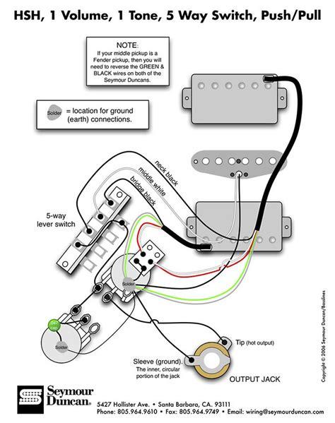 dimarzio wiring diagrams on